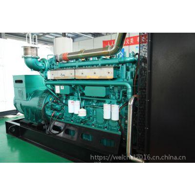 6缸广西玉柴YC6C1220L-D20柴油机 800KW千瓦发电机组专用动力