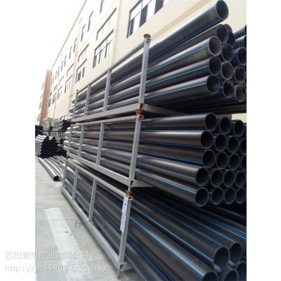 苏州爱知管业生产销售HDPE排水管等可安全使用50年以上