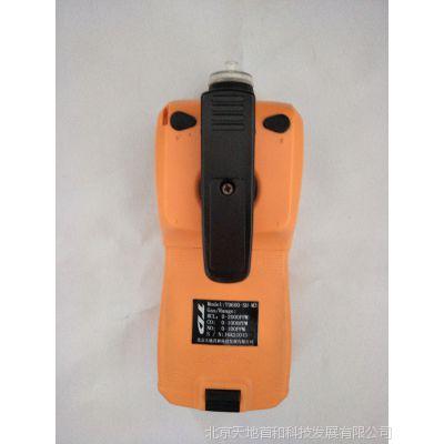 天地首和便携式六合一有毒有害气体检测仪TD600-SH-HCL高性能手持式氯化氢HCL速测仪