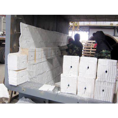 80kg高纯型硅酸铝耐火毯一平米多少钱