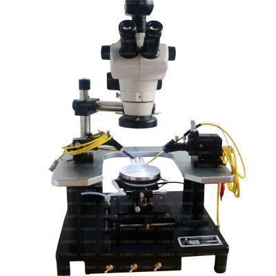 CS-4型号 4寸手动探针台 芯片测试 半导体测试探针台