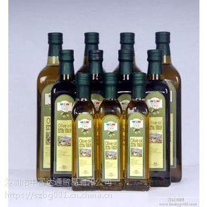 深圳橄榄油清关代理公司