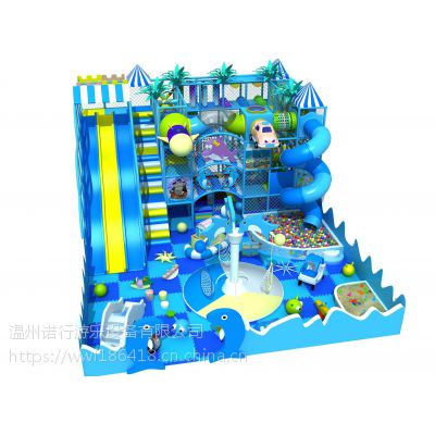 室内儿童乐园淘气堡生产厂家