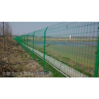 安徽蚌埠园林围栏 护栏网 养殖围网 球场围栏 小区隔离网 草坪PVC护栏