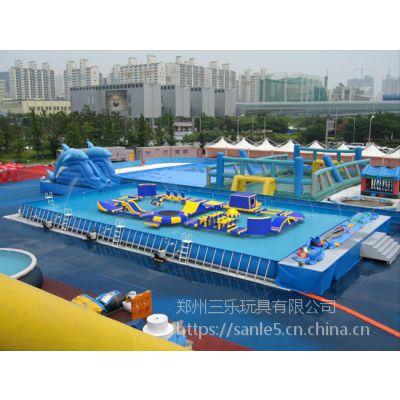 专业加工支架水池生产厂家河南郑州三乐厂自制