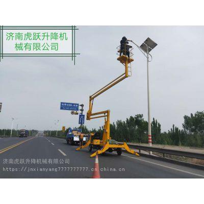 升降机型号规格虎跃升降机品牌液压升降设备直销厂家