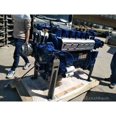 潍柴WP12.340E32电喷发动机 潍柴P12系列卡车用250KW柴油机