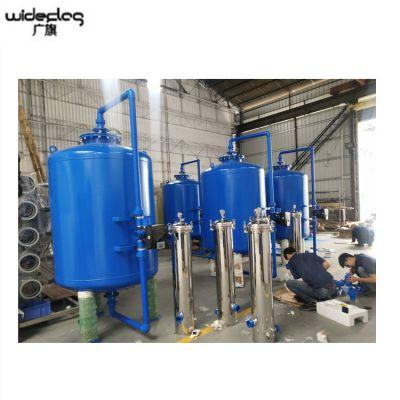 厂家供应 农村饮用水过滤器 预处理设备机械过滤器 清又清