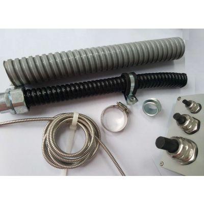 福莱通专业供应镀锌包塑金属软管,GB-T 2518-2008标准,质量上乘