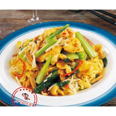学生营养中餐-武川中餐-长诚烤鸭