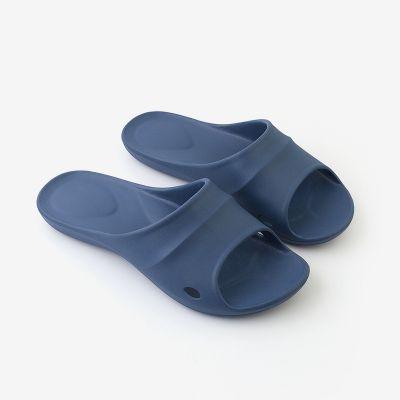 浴室拖鞋夏季 居家室内柔软防滑凉鞋子 情侣eva男拖鞋
