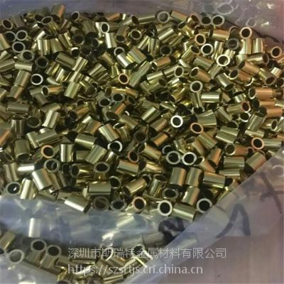 黄铜毛细管 H65国标毛细铜管 小规格黄铜管