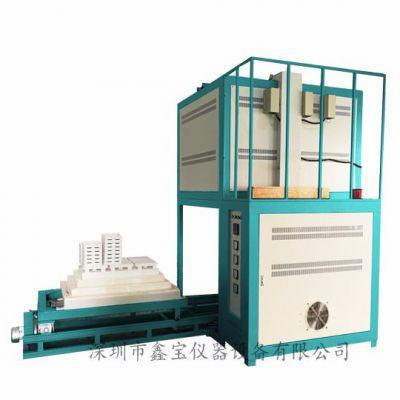 升降炉-钟罩炉-液压升降炉-液压钟罩炉-鑫宝仪器设备