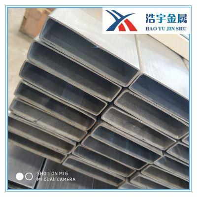 宝鸡厂家生产供应钛管 钛方管 钛矩形方管 规格齐全 可定做