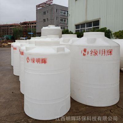 大量供应1000L1吨普通塑料水塔塑胶滚塑PE水塔1立方塑料储罐