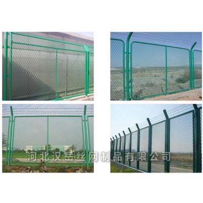 定做隔离栅 桥梁护栏网 车间隔离栏