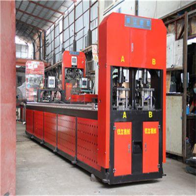 银江机械全自动钢木龙骨冲床 液压 伺服送料 厂家直销 售后上门调试