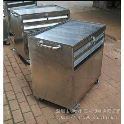 锦盛利供应GJG-1258 不锈钢移动工具车,酒店专用不锈钢推车