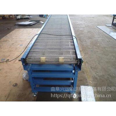 杭州双层网带输送机 饮料瓶清洗