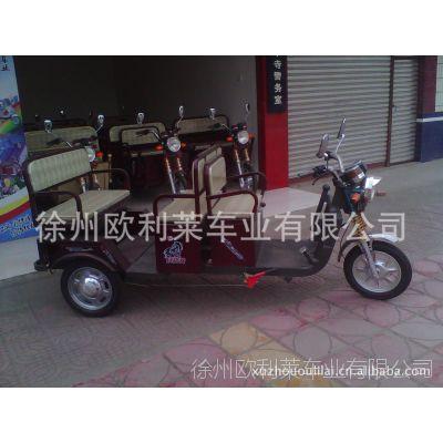 加工订做4人客的客运三轮电动车