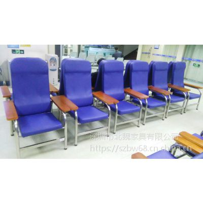 厂家直销优质不锈钢输液椅医用可躺新款输液椅
