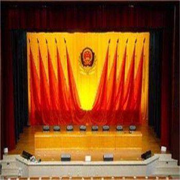 西藏电动舞台幕布舞台幕布系统拉萨市舞台幕布厂家