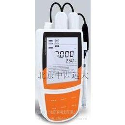 中西 多参数测定仪(温度、pH、溶氧、电导、氧化还原电位) 型号:M353691库号:M35369