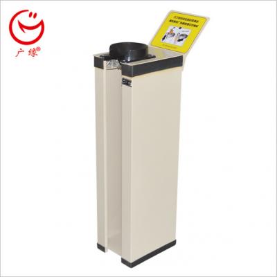 丹东广缘写字楼用的清洁型广告设备 广缘雨伞包装广告机 UPM-12 创意设备 180度高温喷塑