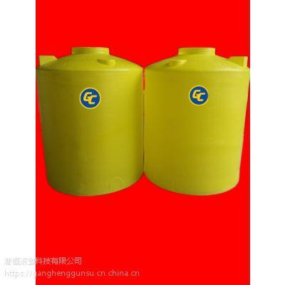热销2吨塑料储水桶2立方甲醇乙醇酸碱储蓄罐2000t亚硫酸储液桶