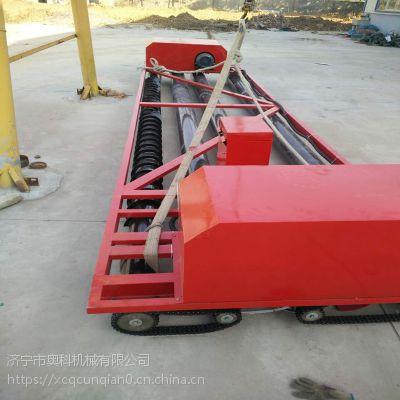 12米桥面摊铺机 三滚轴摊铺机 高档电机好用