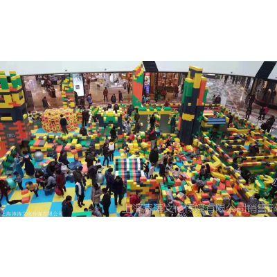 积木乐园主题游乐园 积木王国出租 巨型积木乐园出售