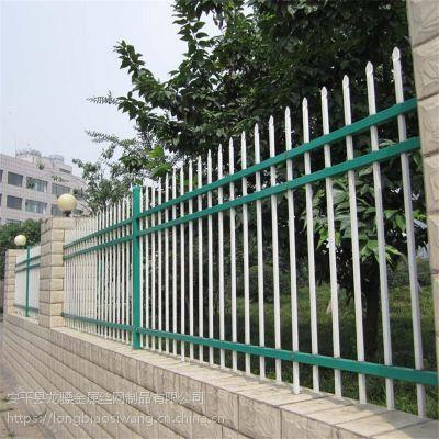 围墙铁艺栏杆 安平县锌钢护栏厂家 喷塑围栏网