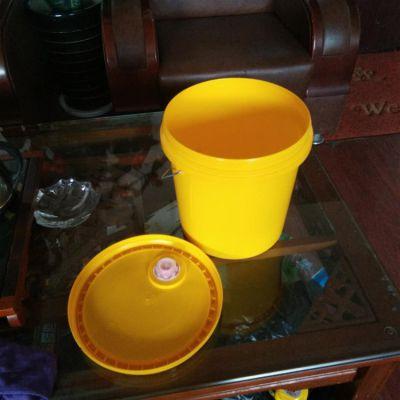 沧州庆春源塑料桶10升塑料桶10公斤化工塑料桶生产厂家
