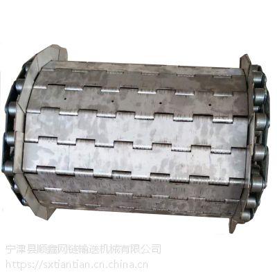 低温输送链板A回龙低温输送链板规格定制