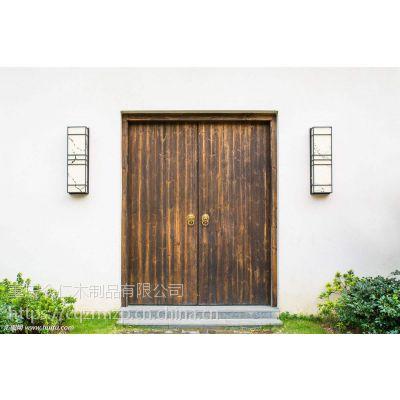 重庆厂家仿古门窗实木门窗花窗防腐木门窗老式中式门窗定制