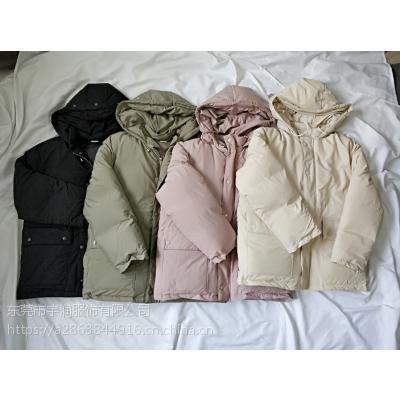 广州便宜尾货棉衣清货地摊货库存棉服低价清货杂款羽绒服清货20元以下
