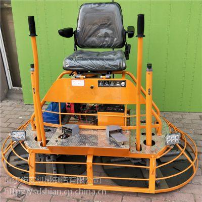 新款座驾式抹光机 高效率水泥抹面机 操作简单 一件代发 万维机械