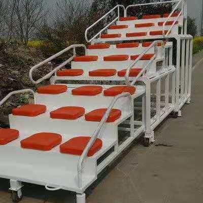 伸缩/固定18座移动座椅