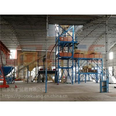 潍坊国特GZP立式板材砂生产线