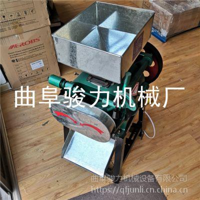 骏力牌 花生米破碎机的价格 大豆挤扁设备 临沂定做 高粱轧胚机