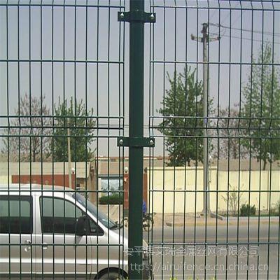 双边丝护栏网价格-艾瑞护栏