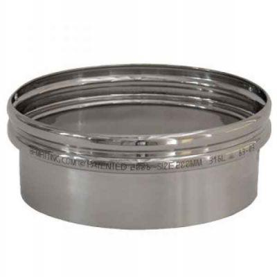 新西兰bfm软连接配spigot钢接头t304l/t316l