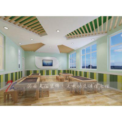 郑州幼儿园装修设计需要注意哪些细节以及成功案例展示