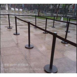 北京白色铁马出租 抽拉式安全栏 礼宾栏一米栏租赁
