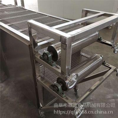 全自动千张机 仿手工豆皮机 不锈钢材质
