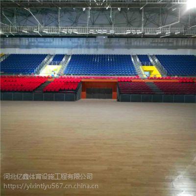 贵州篮球馆安装篮球运动木地板已成为不可阻挡的发展趋势