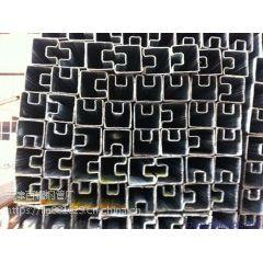 中形50凹槽钢管厂家