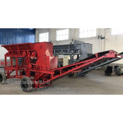 移动式煤矸石粉碎机进一步分析