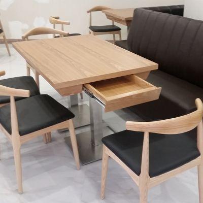 茶餐厅多功能餐桌,现代风实木餐桌,深圳餐桌定做,厂家直销价