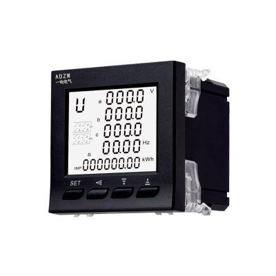 一电ACR210EL三相液晶多功能电力仪表10KV高压柜用